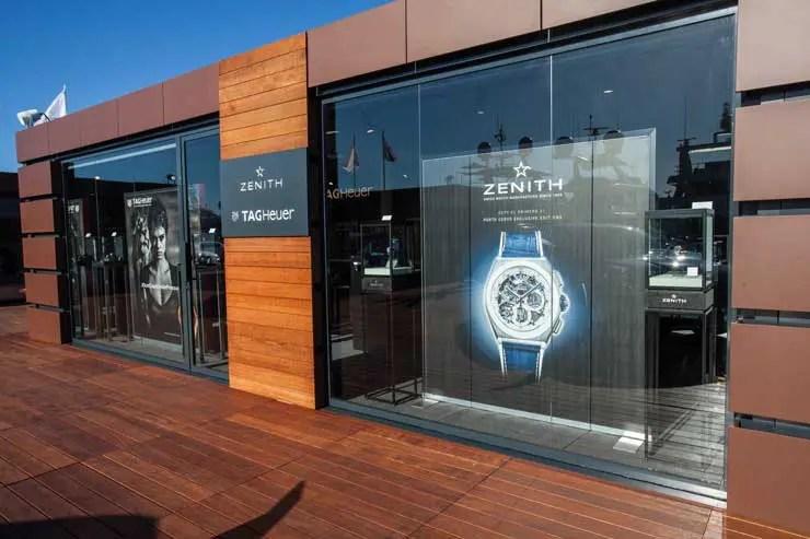 Zenith Defy El Primero 21 Porto Cervo