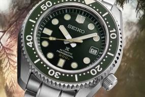 Seiko Prospex Limited Edition Automatik Diver´s SLA019J1