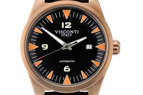 Visconti Roma 60's Sport und Roma 60's Bronze Sport