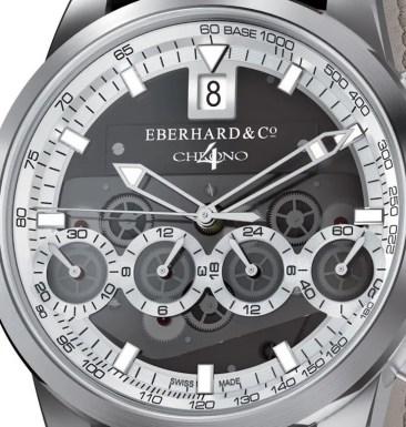 Eberhard & Co. Chrono 4 130 Édition Limitée