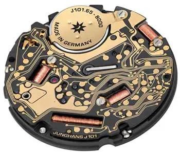 max bill Mega, Junghans Funkwerk J101.65