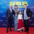 The Meg Jason Statham with Li Bingbing