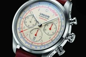 Union Glashütte Belisar Chronograph Sachsen Classic 2018