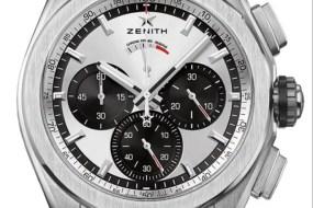 Zenith Defy El Primero21 Titanium: geschlossene Vorstellung