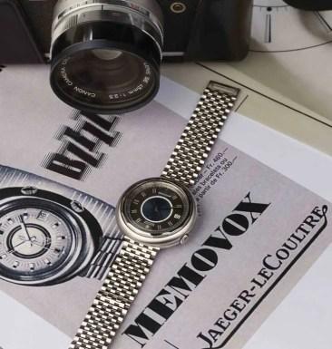 Die Geschichte der Memovox: Tonangebende Zeitanzeige seit 1950