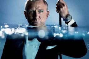 Bond trägt neue Omega Seamaster Diver 300 M