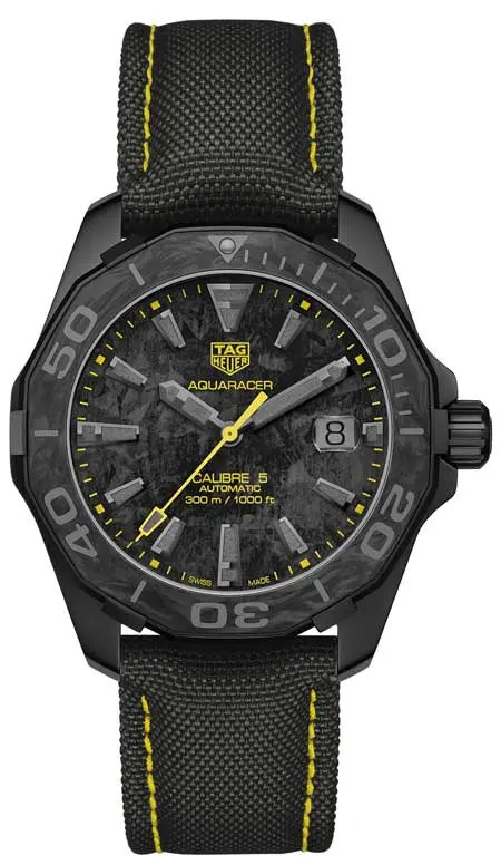 TAG Heuer Aquaracer Carbon