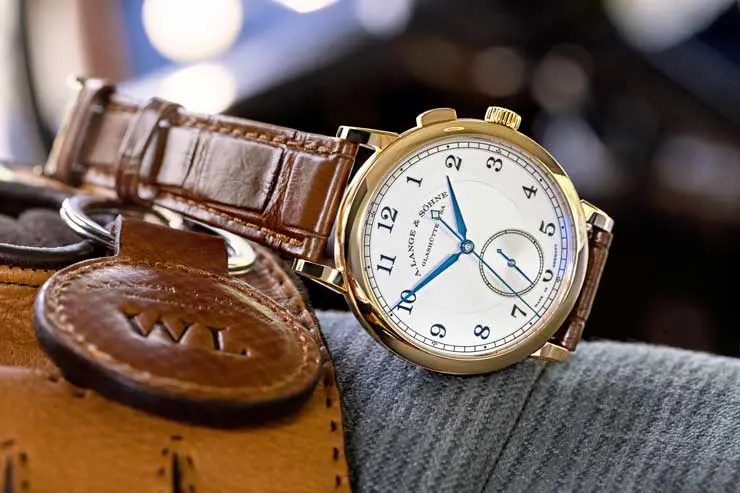 A.Lange & Söhne beim Concours of Elegance