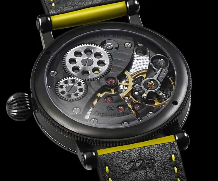 Chronoswiss Regulator