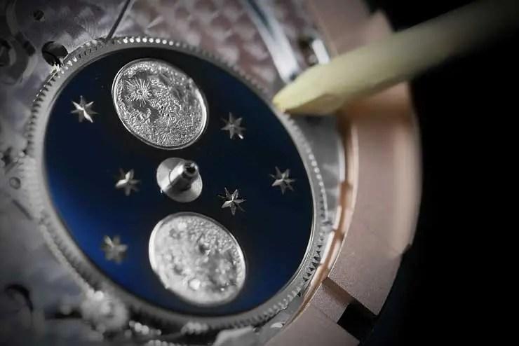 Grande Seconde Moon