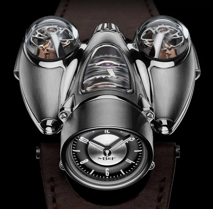 Horological Machine N°9 Flow Road Edition