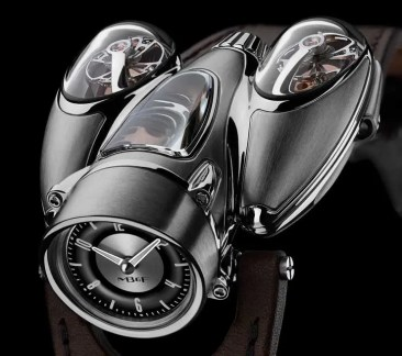 MB&F lanicert die Horological Machine N°9 Flow