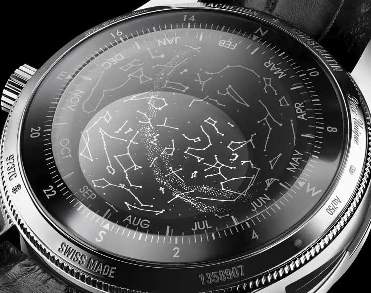 Les Cabinotiers Minutenrepetition Tourbillon Himmelskarte