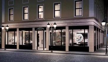 Neue A. Lange & Söhne -Boutique in Dresden