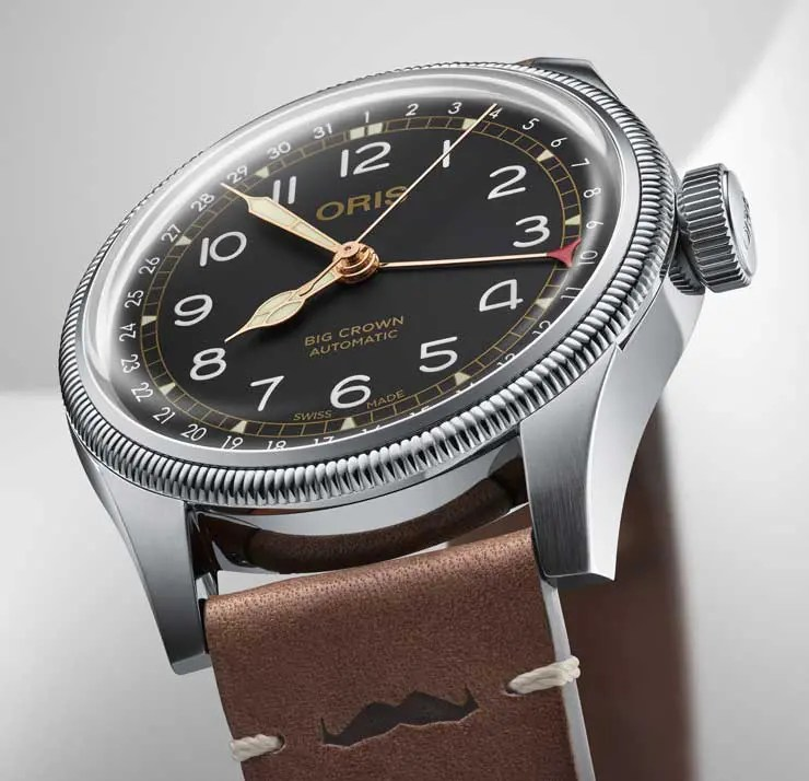 Oris Big Crown Pointer Date Movember Edition 2018