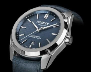 Formex Essence: COSC-zertifizierter Chronometer unter € 600 (CHF 700)