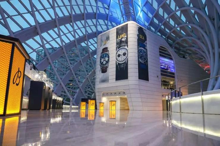 Nov 20th Breitling Gala Night Beijing Venue (PPR/Breitling)