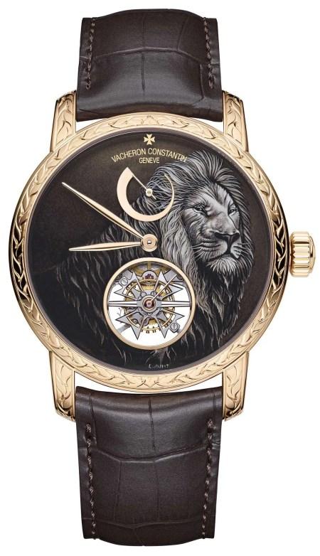 Les Cabinotiers Tourbillon 14 Jours Lion