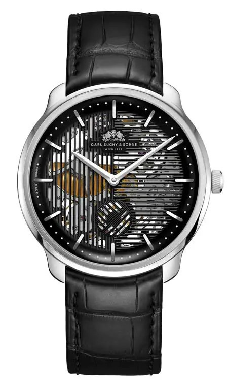 Carl Suchy & Söhne Waltz No.1 Skeleton Special Edition 2018