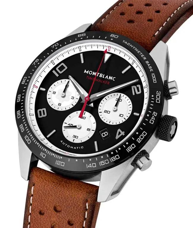 Zwei neue Montblanc TimeWalker im sportlichen Vintage-Look
