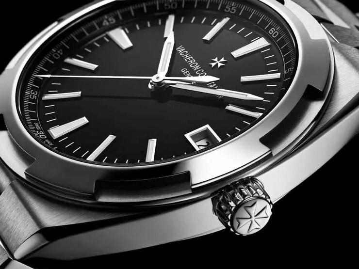 Vacheron Constantin Overseas Black Automatic