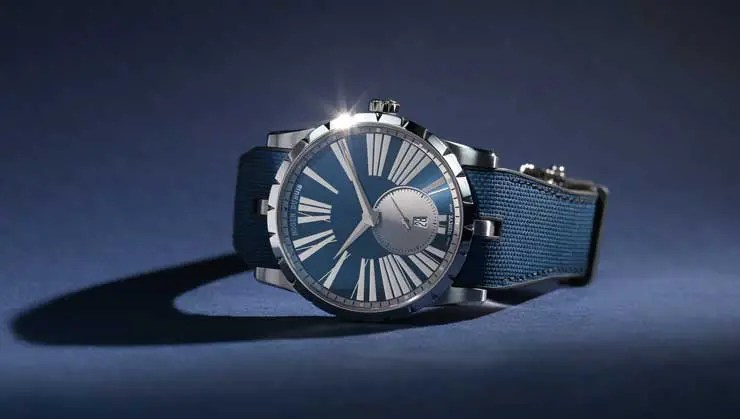 Bucherer Blue Editions Roger Dubuis