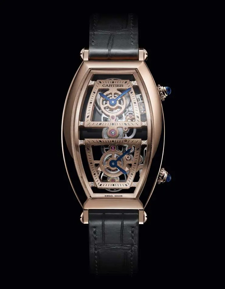 SIHH 2019 Preview: Neue Tonneau von Cartier Privé