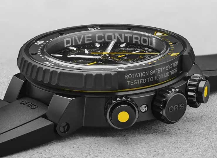 Oris Dive Control Limited Edition: Made for Professionals