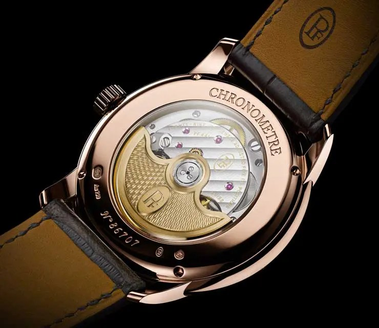 Parmigiani Toric Chronometre Cadran Guilloche