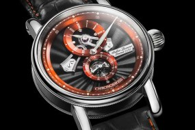 Zugabe: zwei neue Flying Regulator Open Gear Anniversary Edition