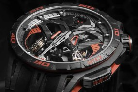 Roger Dubuis Exclaibur one-off: Inspired by Lamborghini SC18 Alston