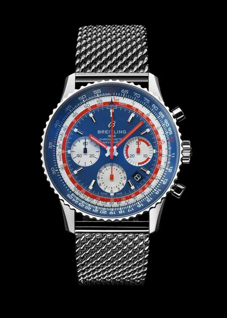 Breitling Navitimer 1 B01 Chronograph 43 Pan Am Edition