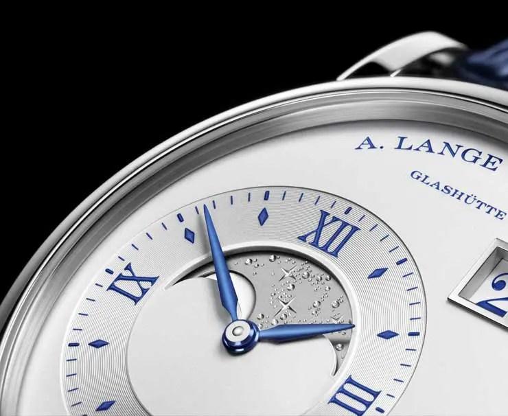 Lange 1 Mondphase 25th Anniversary