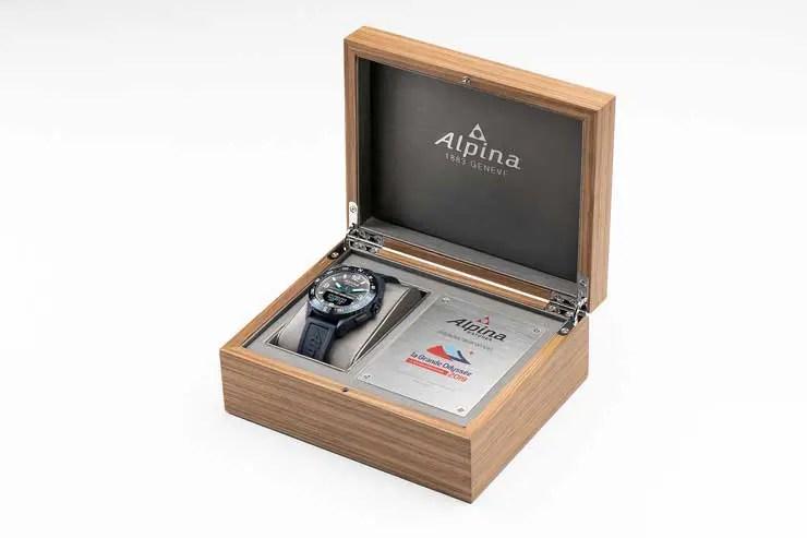 Alpina ist offizieller Timekeeper der Freeride World Tour 2019