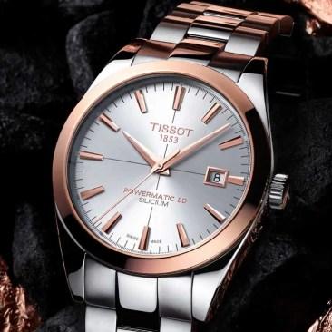 Tissot Gentleman: eine vielseitige Uhr für alle Gelegenheiten