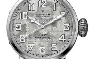 Zenith Pilot Type 20 Extra Special Silver limited edition