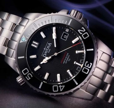 Baselworld Preview: neue Davosa Argonautic Lumis T25