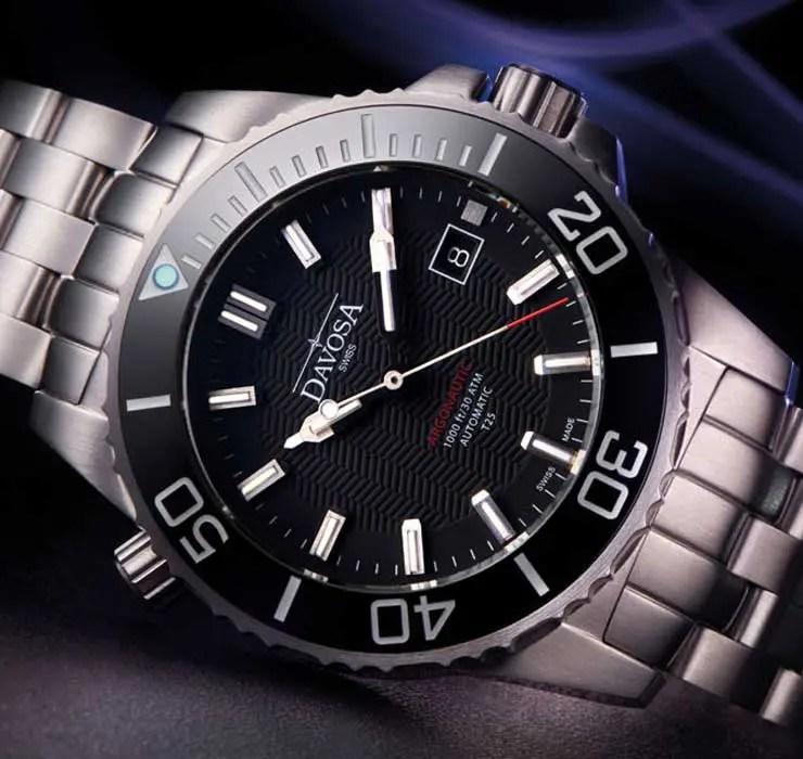 Baselworld Preview: neue Davosa Argonautic Lumis T25