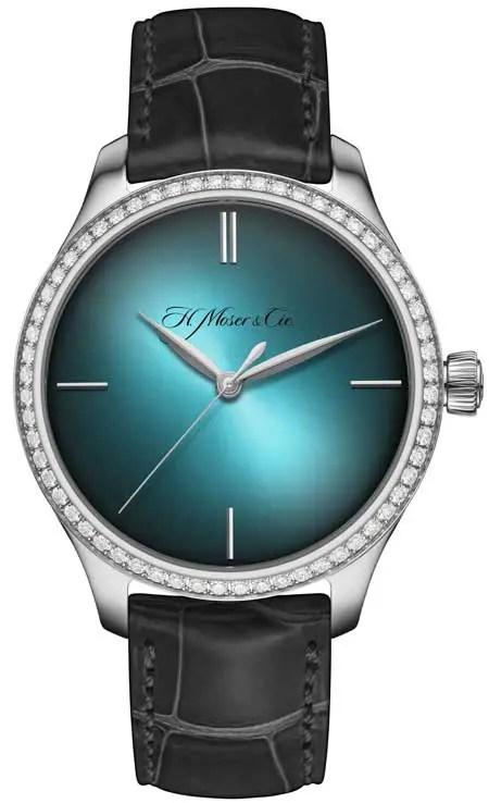 Endeavour Centre Seconds Diamonds Purity