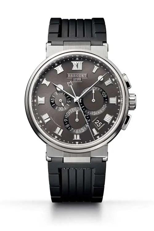 Breguet Marine Chronographe 5527