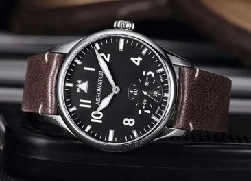 Baselworld Preview: Aerowatch Renaissance Grande Mécanique Aviateur