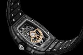 Richard Mille investiert 13 Monate in die Entwicklung eines neuen Armbandes
