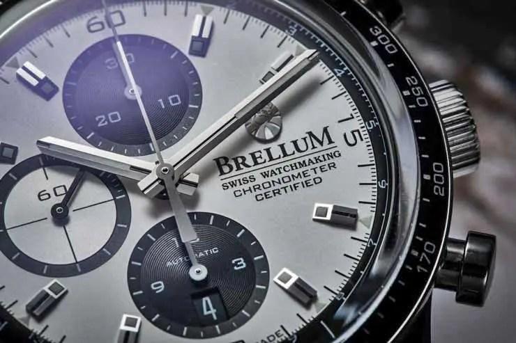 Zeitlos sportlicher Klassiker: Brellum Duobox Pandial Chronometer