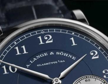 A.Lange & Söhne 1815 AUF/AB Sondermodell 25 Jahre Zusammenarbeit mit Wempe