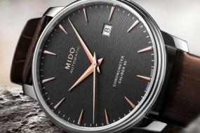 Mido Baroncelli Kaliber 80 Chronometer Silizium: elegant, präzise und ausdauernd