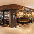 Breitling Bistro-Bar-Concept Premiere bei Jelmoli in Zürich