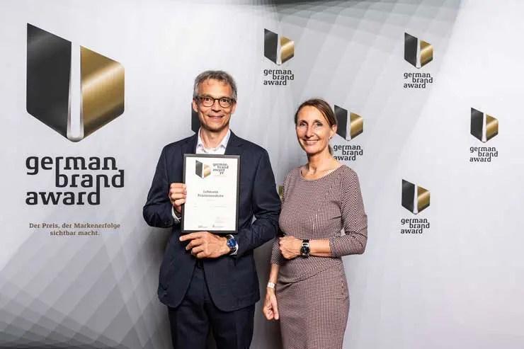 Lehmann Uhren unter den Gewinnern des German Brand Award