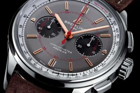 Breitling Premier Wheels and Waves Limited Edition