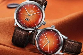 Glashütte Original Sixties und Sixties Panoramadatum Jahresedition 2019
