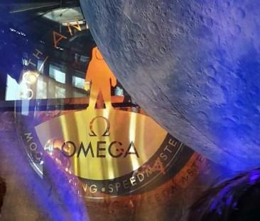 Omega feiert in München das 50jährige Jubiläum der ersten Mondlandung